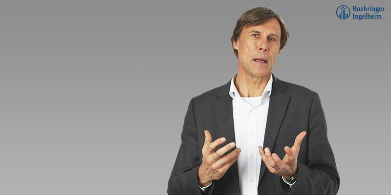 Joachim Hasenmaier Head of the Boehringer Ingelheim Animal Health Business Unit