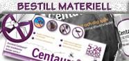 Centaura bestill materiell